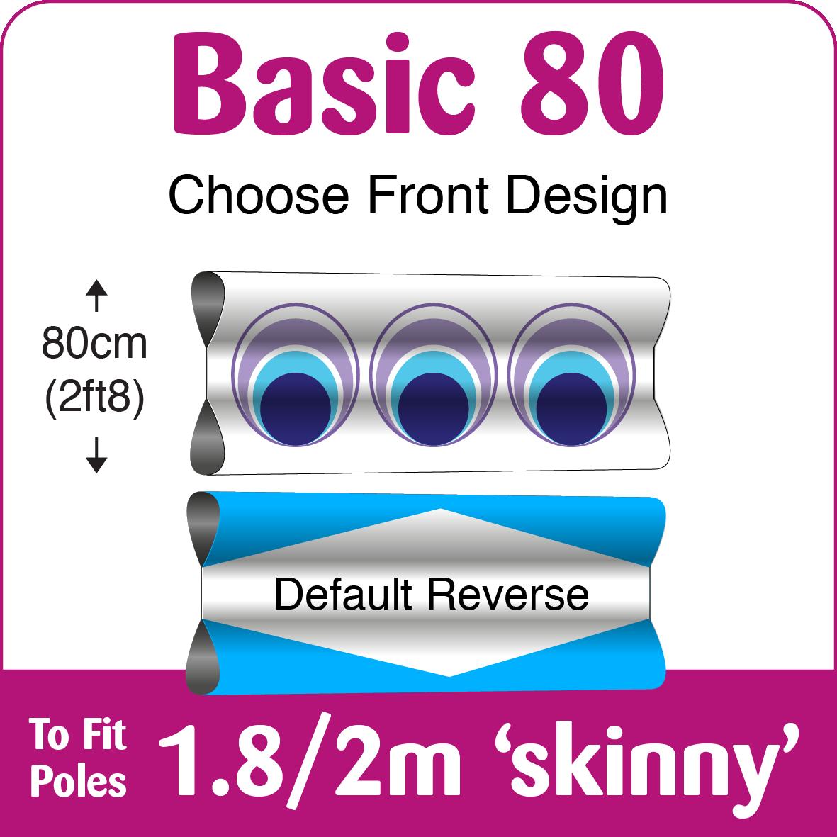 Basic80 Skinny