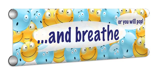 Breathe Showjump Banner Filler