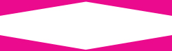 Pink Default Reverse Showjump Banner Filler