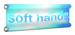 Soft Hands Showjump Banner Filler