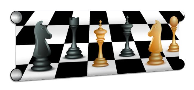 Chess Showjump Banner Filler