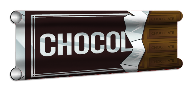 Chocolate Showjump Banner Filler
