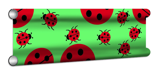 Ladybird Showjump Banner Filler