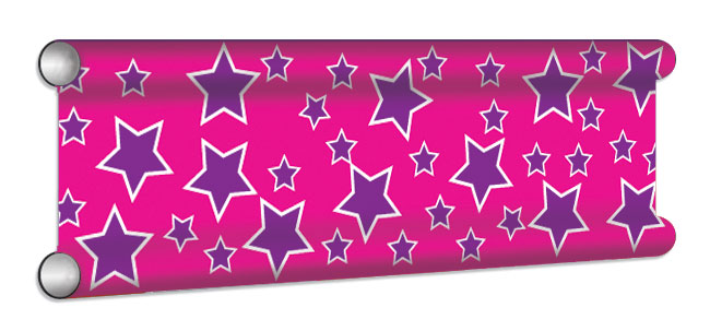 Stars Showjump Banner Filler