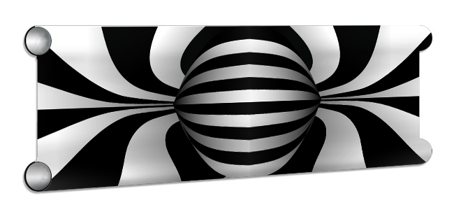 StripeWarp Showjump Banner Filler