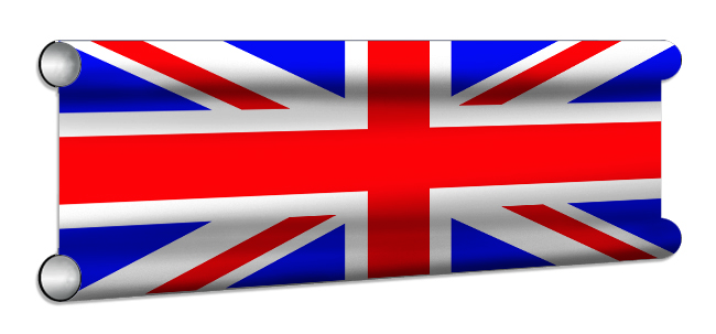 UnionJack Flag Showjump Banner Filler