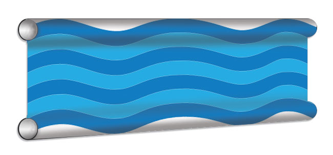 Waves Showjump Banner Filler