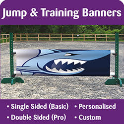Jump & Training Banners