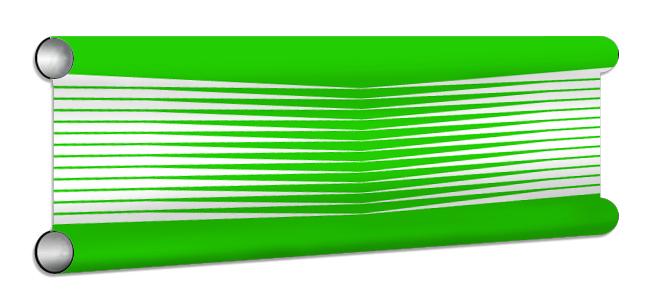 Lines Showjump Banner Filler