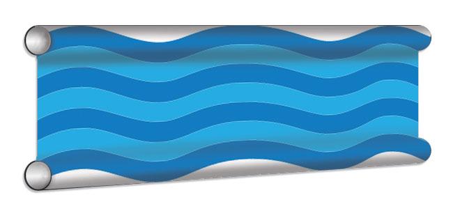 Waves Showjump Banner Filler